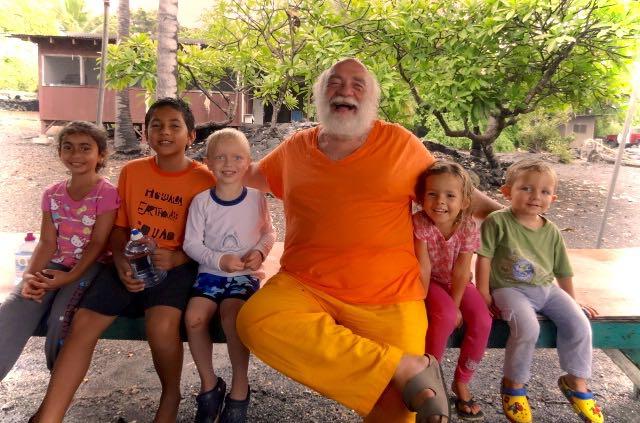 Anandamoyma Ashram Kids- HI