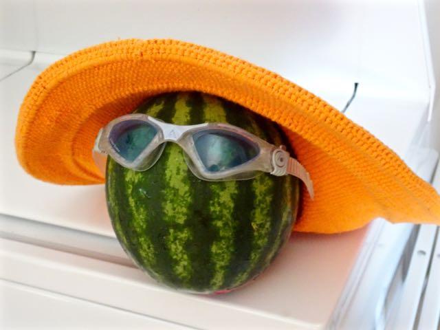 Swami CIndarella turns into watermelon
